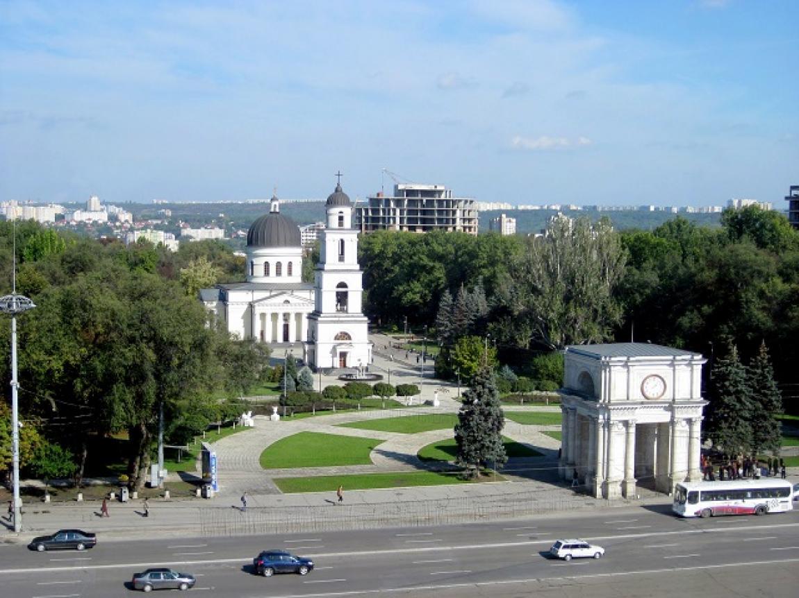 Bilete de avion Chisinau - Chișinau (KIV), Moldova. Rezerva online