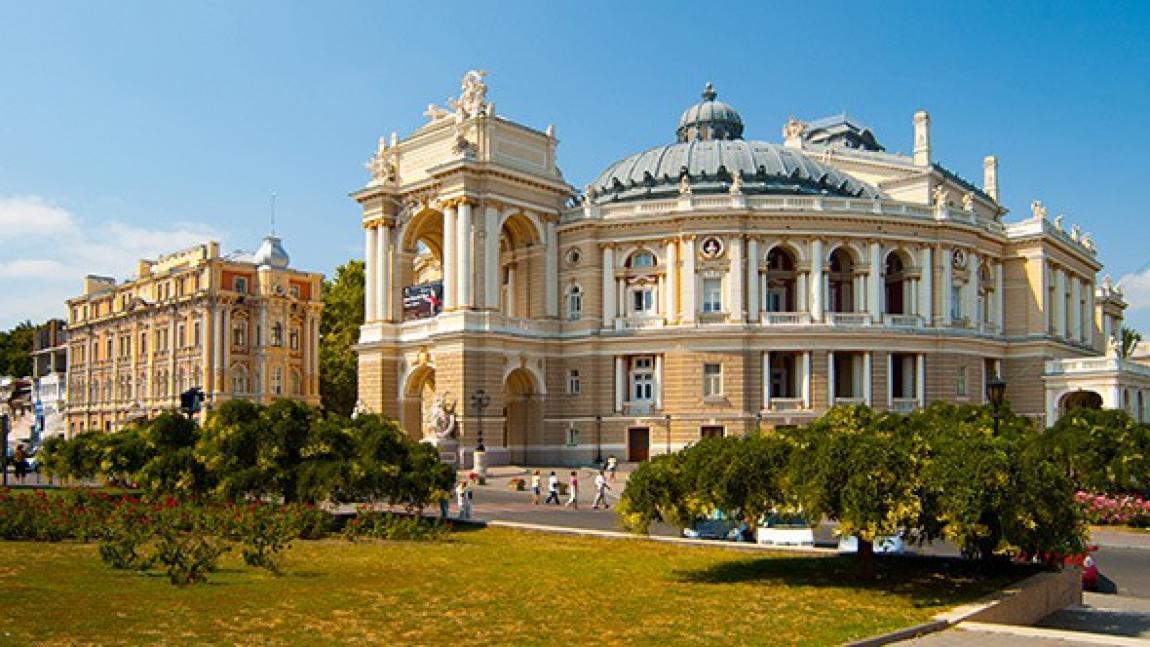 Flight tickets Chisinau - Odessa (ODS), Ukraine. Book online